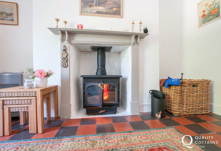 North Wales holiday cottage Cwm Pennant
