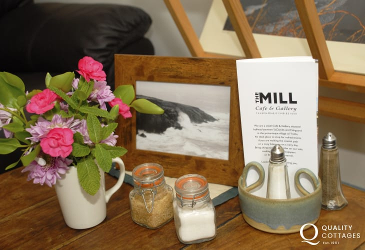 The Mill Cafe in Trefin