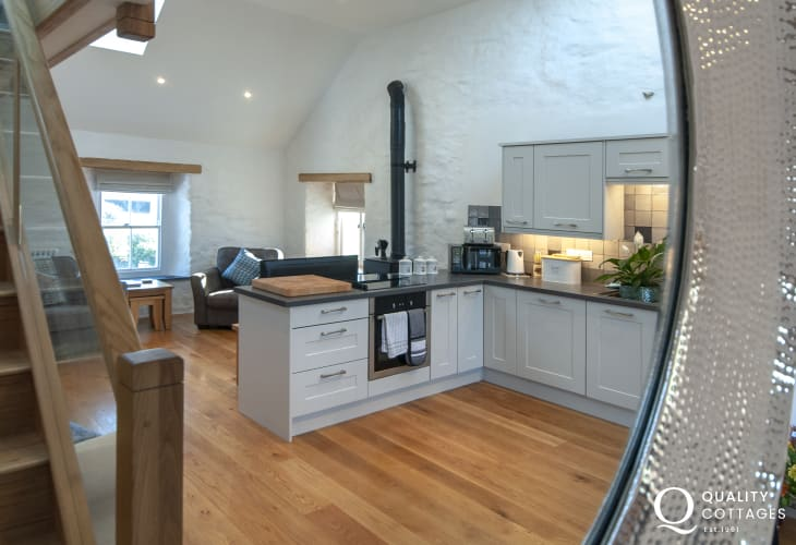 Self catering North Pembrokeshire luxury loft conversion