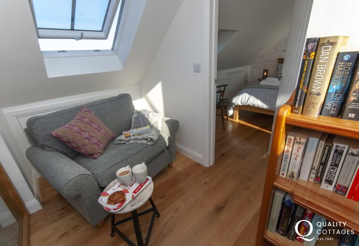Pet free holiday cottage near Abereiddy and Porthgain - small gallery