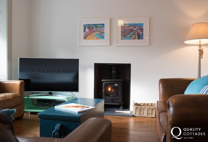 Large holiday house Llyn Peninsula - lounge