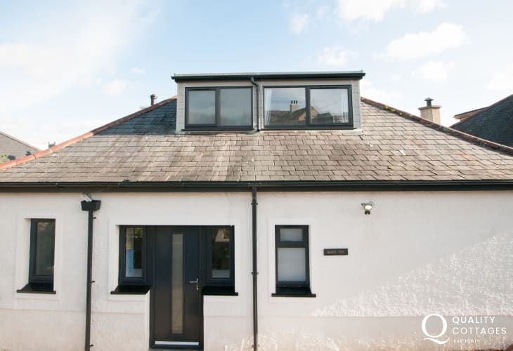 North wales holiday cottage  - ext