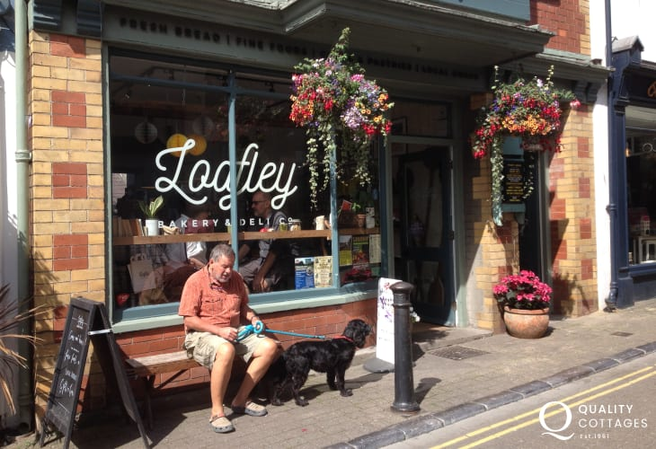 Loafley Bakery is a must for delicious pastries, cakes and fresh bread