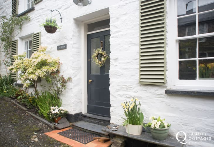 Machynlleth holiday cottage - exterior