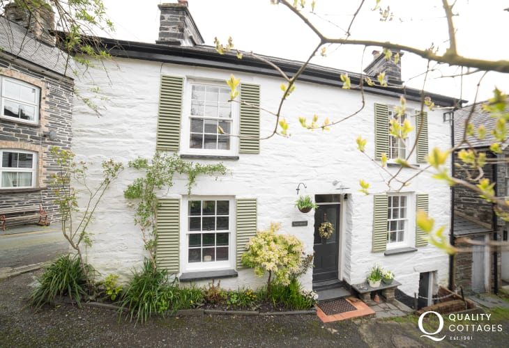 Corris holiday cottage  - exterior