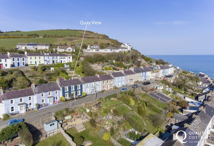 Victorian townhouse perfect for family and friends holidays in Wales