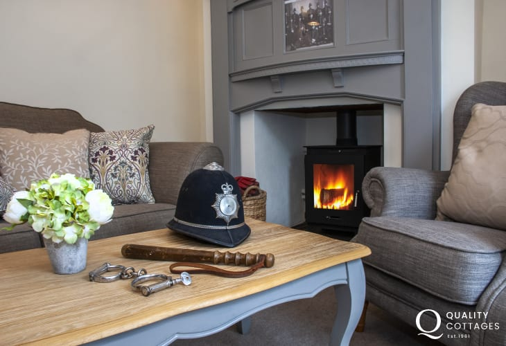 Stay at the Old Police House, Fishguard - a unique holiday cottage