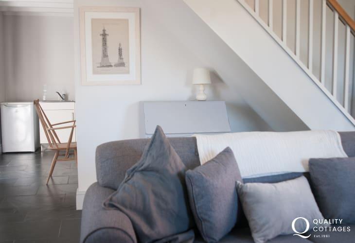 Luxury homestay Wales  - lounge