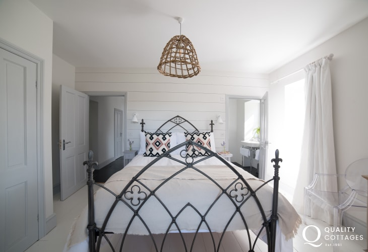 Big holiday house Morfa Nefyn - bedroom