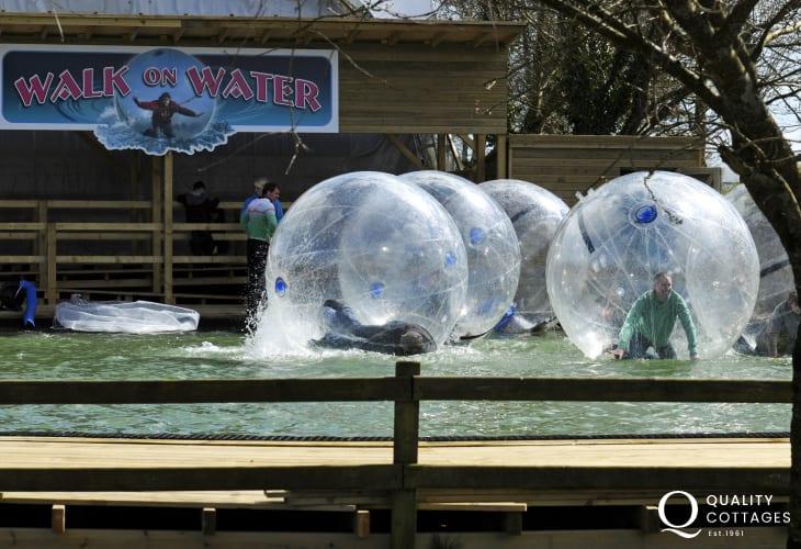 Family entertainment Heatherton activity park