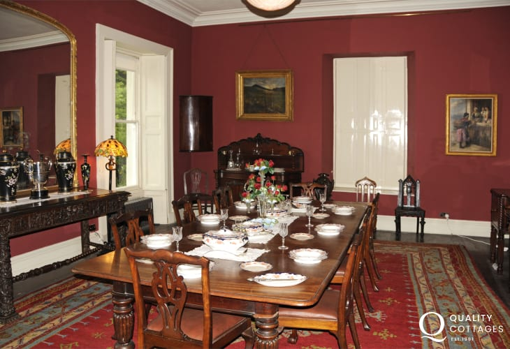 Scolton Manor Museum is a Victorian country house and park within a short drive