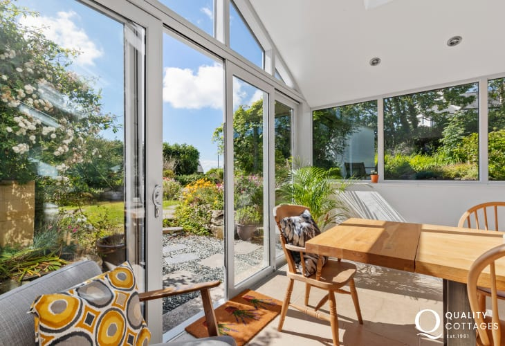 Renovated holiday cottage in Solva