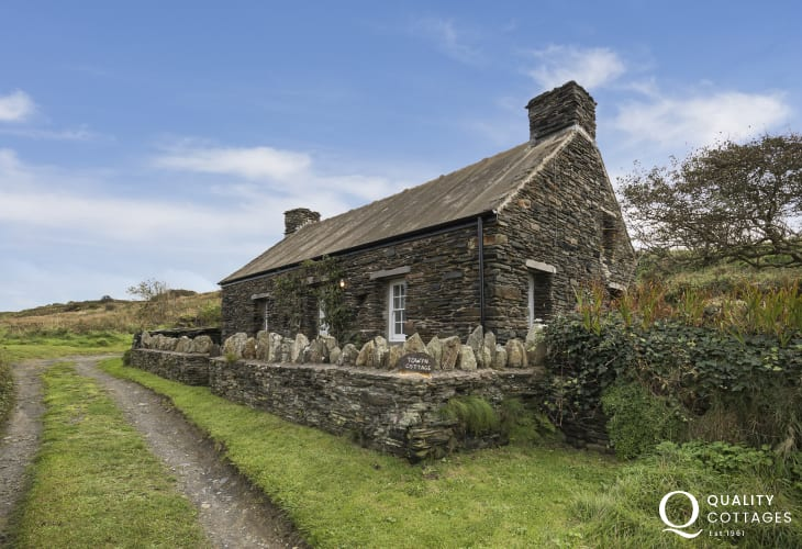Traditional Pembrokeshire stone cottage