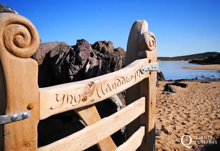 Llanddwyn Anglesey