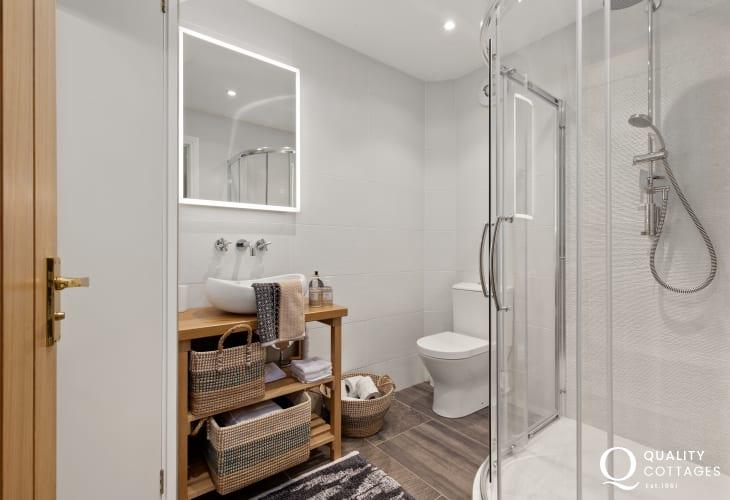 Luxury modern shower room