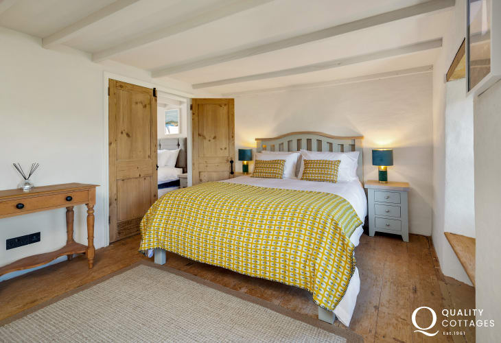 Holiday Cottage in Solva With Sea Views