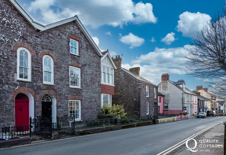 St David's cottage to rent