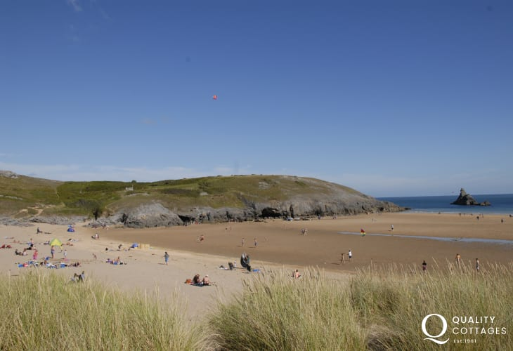 Holiday cottages near to beaches