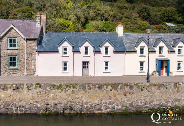 Lower Town Quayside holiday cottage