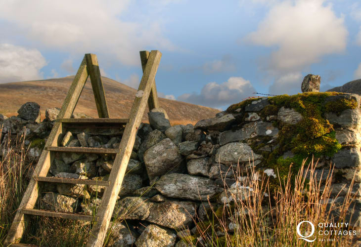The beauty and the majesty of the rugged North Wales landscape