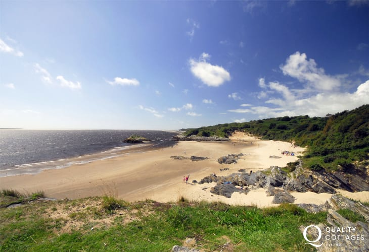 Beautiful North Wales' beaches to explore