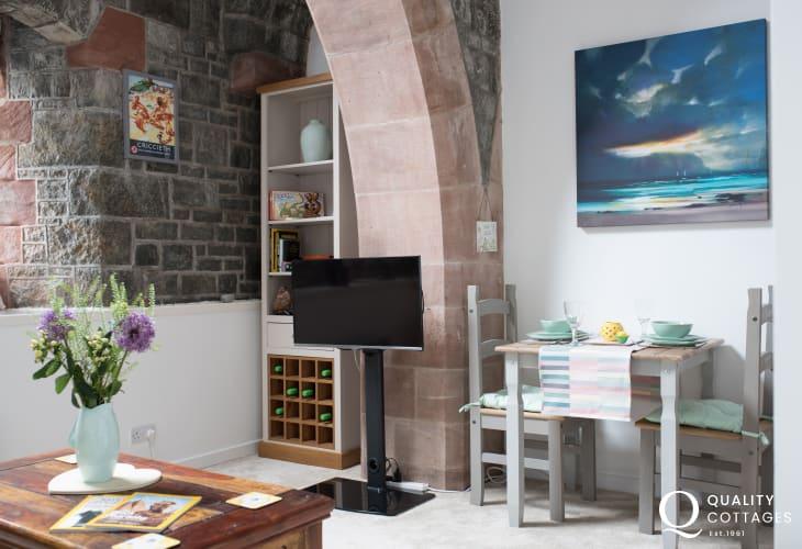 Apartment for 2 Llyn Peninsula - lounge