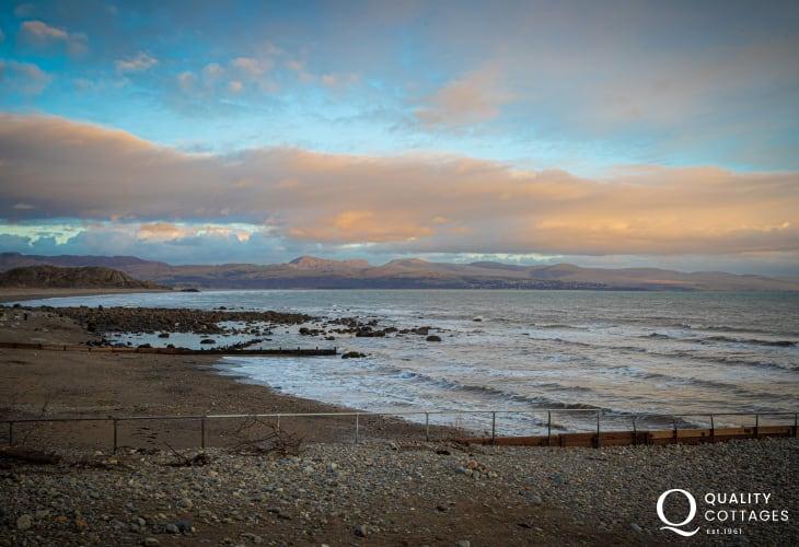 Criccieth - Llyn Peninsula