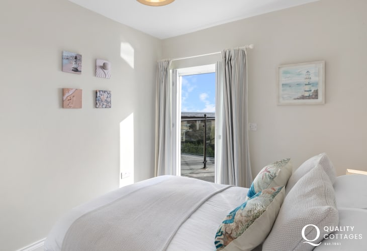 Double Bedroom at Edith Villa - Carmarthenshire Holiday Cottage sleeping 10