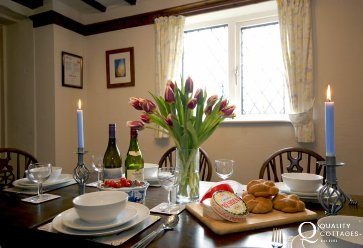 Cottage for holidays in Solva, Pembrokeshire