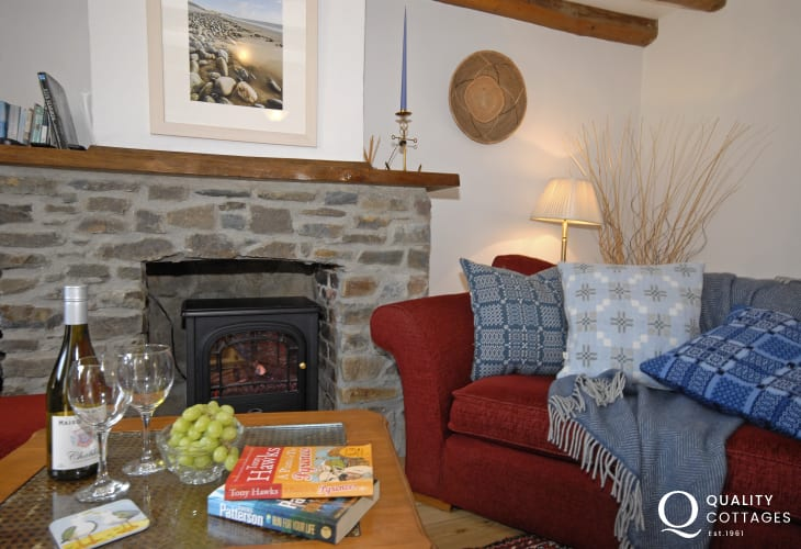 Comfortable family holiday home in Upper Solva