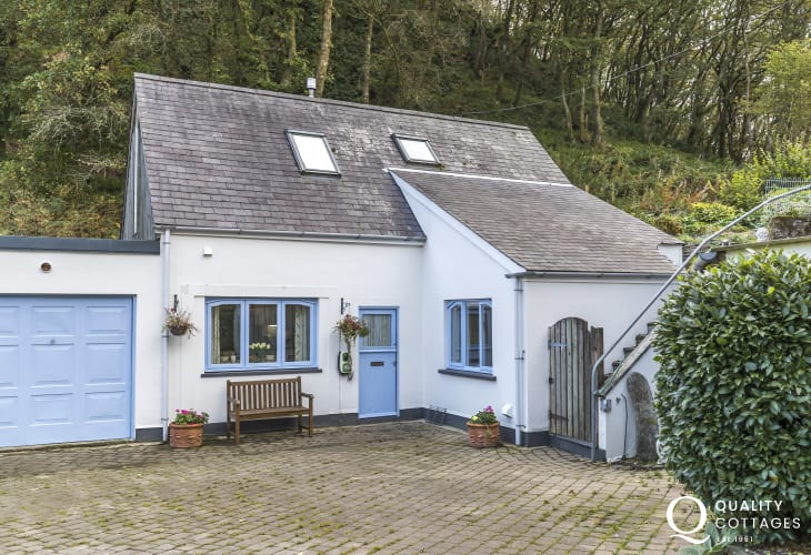 Set in the countryside wonderful walks from the doorstep