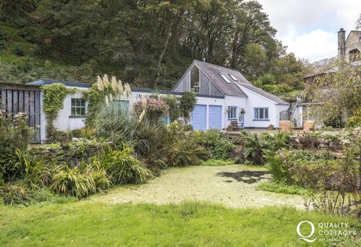 Serendipity holiday cottage in Gwaun Valley