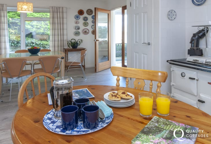 Cardigan Bay holiday home