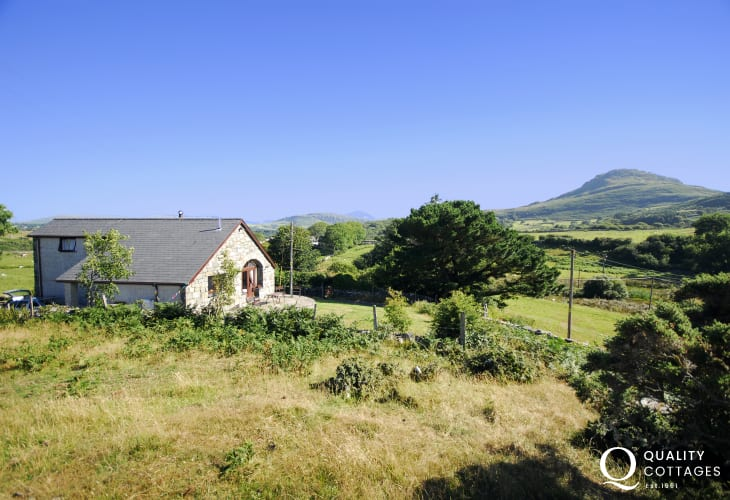 North Wales holiday cottage - sleeps 6