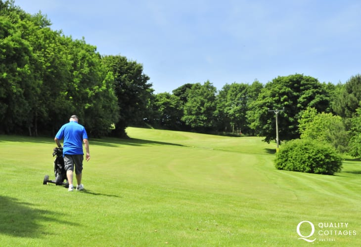 Priskilly Golf Course is open to non members all year round