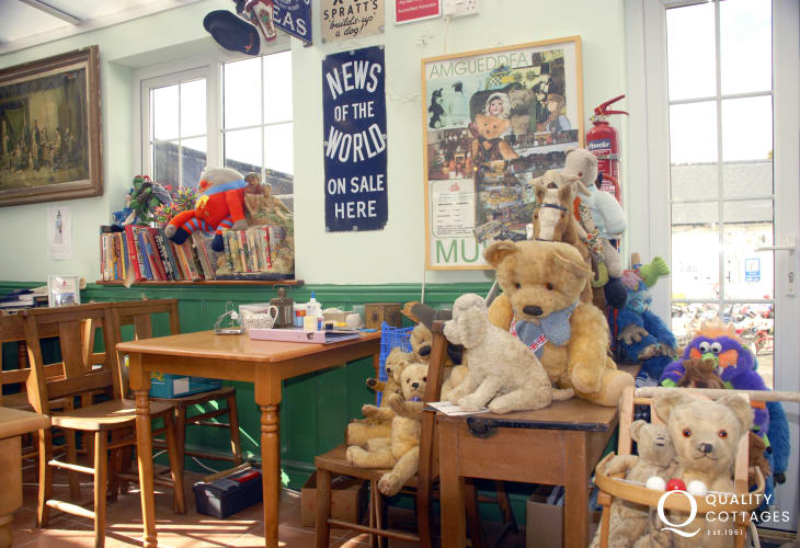 Welsh Museum of Childhood is definitely a place to visit for all the family!