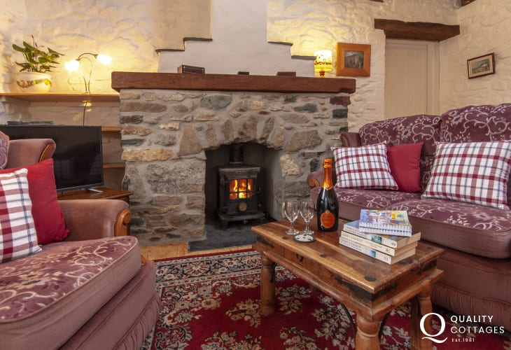 Nature lovers holiday cottage near Pwll Deri, Pembrokeshire