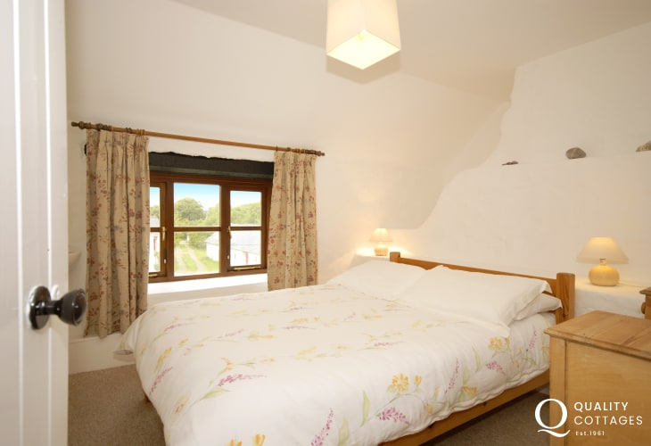Pembrokeshire holiday home - double