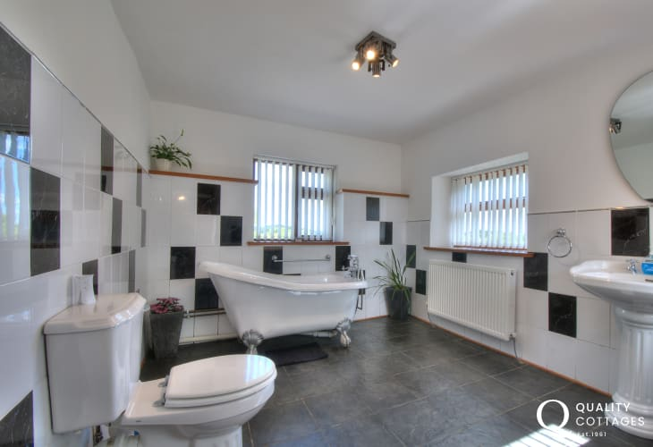 Bathroom at Pany Y Corn