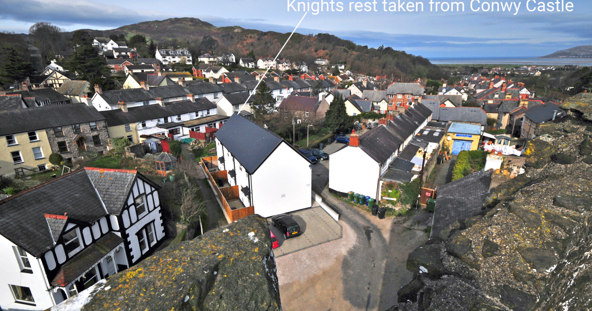 Knights Rest Conwy Holiday Cottage Quality Cottages