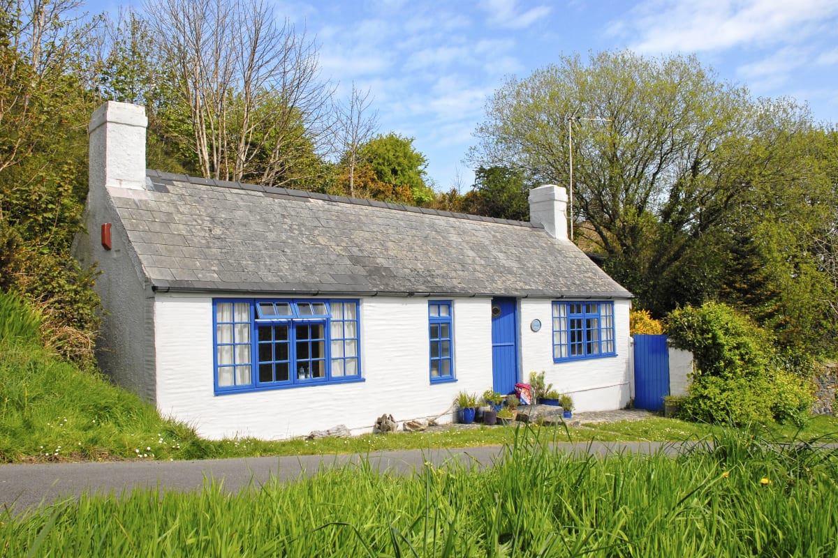 Crows Cottage in Fishguard