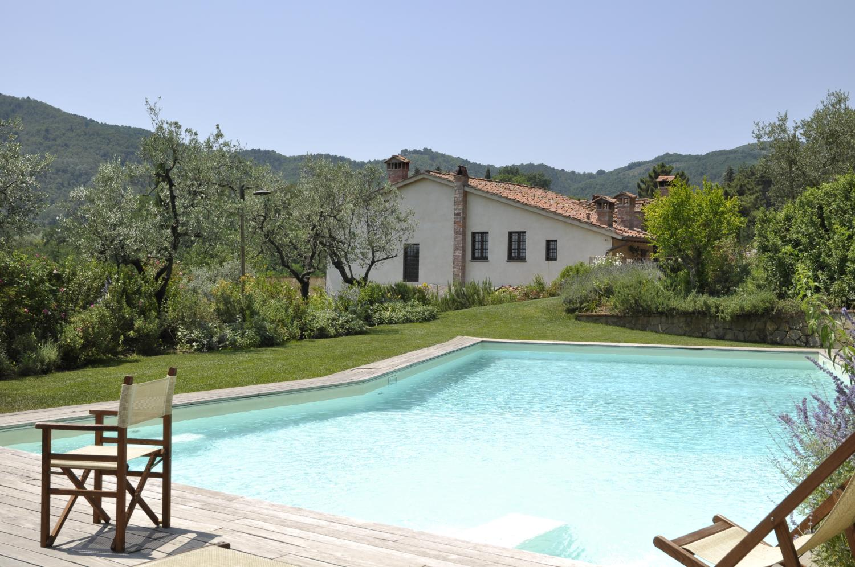 Pool 2, La Verdeggiante, Cantagrillo, Tuscany.