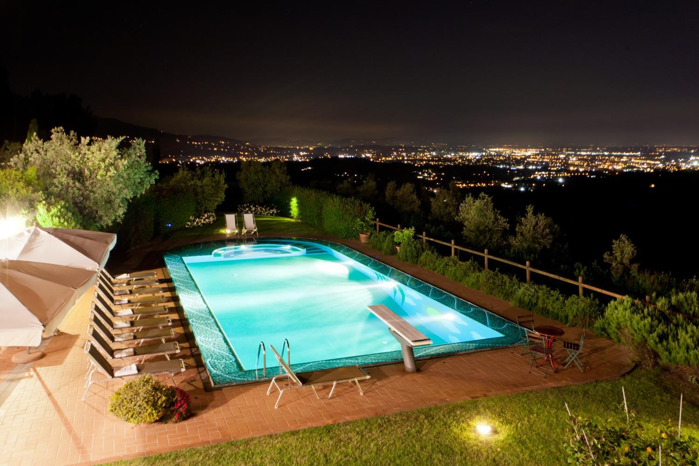 Pool 1, La Pieve, Lucca, Tuscany.