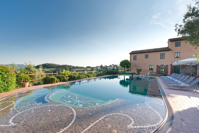 Pool 2, La Pieve, Lucca, Tuscany.