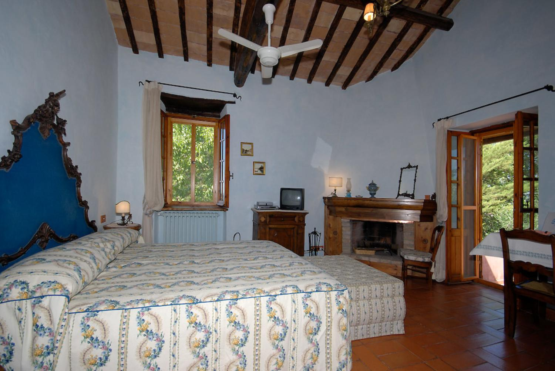 Bedroom 1, Casa Alessia, Lazio, Selci in Sabina.