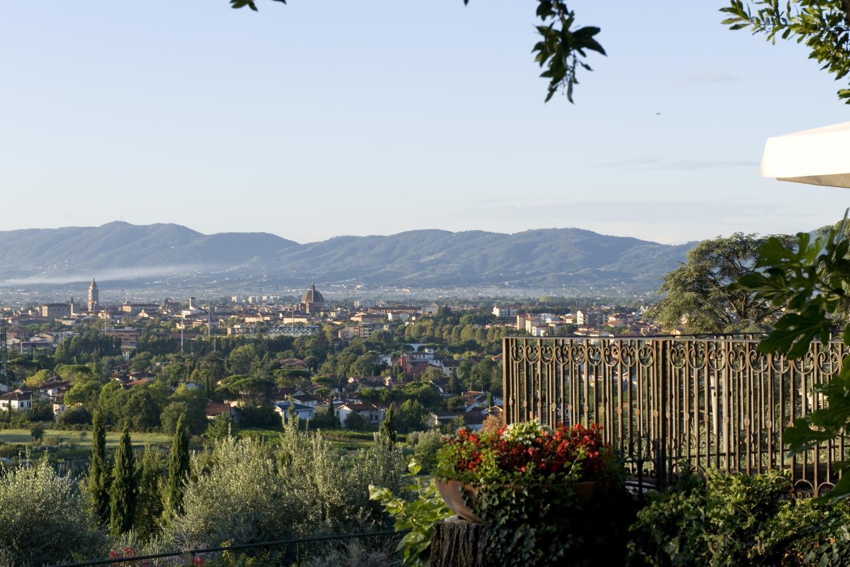 Views of Pistoia, Borgo Raffaello, Tuscany, Pistoia.