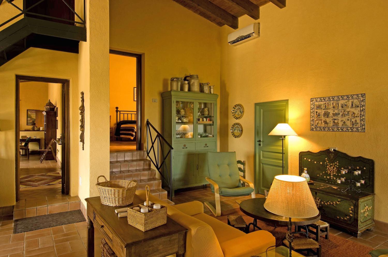 Lounge, Casa Licata, Sicily, Licata.