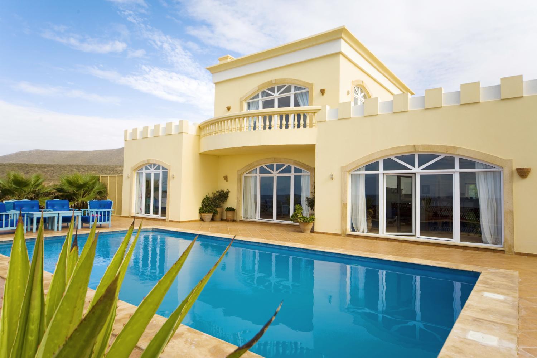 Outdoor Pool 2, Dar Aglou, Agadir, Aglou Plage.