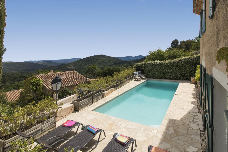 Outdoor Pool 2, L'Etoile Rose, La Garde-Freinet, St Tropez Var.