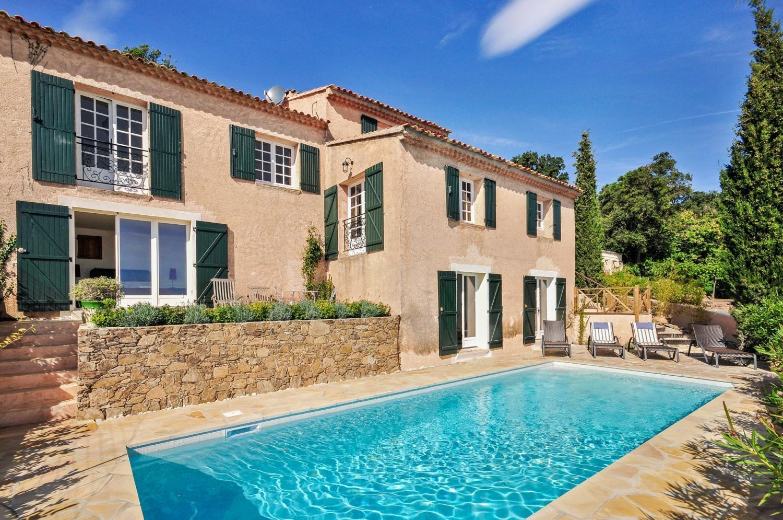 Outdoor Pool 1, L'Etoile Rose, La Garde-Freinet, St Tropez Var.